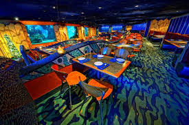 underwater restaurant disney world. Underwater Restaurant Disney World O