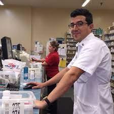 Sergio CROSBY | Community Pharmacist | PharmD, MS