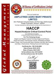 Hazard Analysis Critical Control Point Haccp System For Food