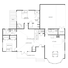 floor plan creator simple floor plans
