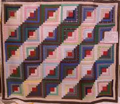 Log Cabin Quilt Patterns Enchanting Log Cabin Quilt