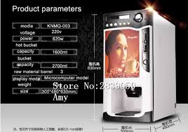Coffee Vending Machine Dimensions Delectable Fully Automatic Coin Operated Italy Instant Nescafe Coffee Vending