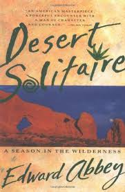 edward abbey biography list of works study guides essays desert solitaire edward abbey