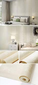 Reliëf Verticale Gestreepte Behang 3d Luxe Muur Papier Roll