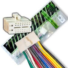 clarion vz409 wiring harness car audio systems clarion vz4parts and accessories library from pacparts