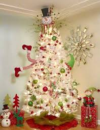 Candy Cane Decorations For Christmas Trees 60 Christmas Tree Ideas Kids Adults Will Both Love Kids Kubby 19