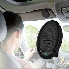 Loa Bluetooth 5.0 Bt-100 Kèm Phụ Kiện Cho Xe Ô Tô