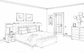 Outstanding 4 Bedroom Design Drawings Drawing Home Array