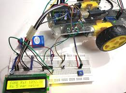 Aruba Taxi Fare Chart Digital Taxi Fare Meter Project Using Arduino And Lm 393