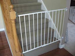 Gate For Stairs Safe Baby Gates For Stairs Ideas Latest Door Stair Design