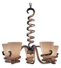minka lavery tofino 5 light chandelier in tofino bronze 1765 211 photo