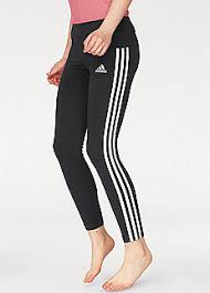 adidas girls. adidas performance girls striped leggings i