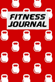 Fitness Journal 6x9 Workout Log Book With One Rep