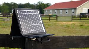 portable solar power station. a high powered, portable solar power station that charges all your gadgets directly from the i