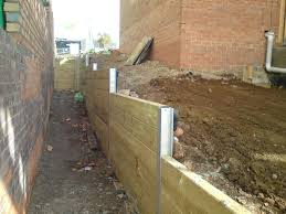 est retaining wall google search