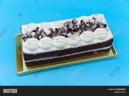I have tried a lot of rectangular pans and this one is by far my favorite — especially for baking sheet cakes and icebox cakes to feed a crowd. Delicious Rectangular Image Photo Free Trial Bigstock