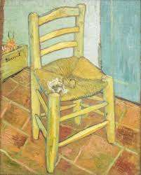 van gogh s chair is a painting created in 1888 by dutch artist vincent van gogh it is curly held by the national gallery london