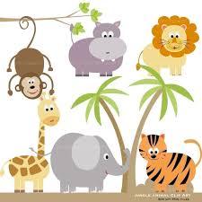 wild animals clipart.  Animals Wild Animal Clipart Free For Animals E