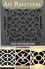 Decorative Grates Registers 17 Best Images About Heat Registers Grilles Covers On Pinterest