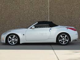 nissan 350z convertible white.  Convertible Lightbox In Nissan 350z Convertible White G