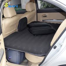Back Seat Bed Car Air Mattress Travel Bed Car Back Seat Cover Inflatable