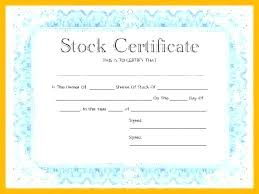 download stock certificate template free stock certificate templates word a template lab