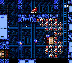 Mega Man 6 Weakness Chart Blykas Door Mega Man Endless