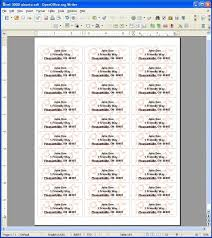 How To Print Avery 5160 Labels In Word Avery Labels 5160 Word Under Fontanacountryinn Com