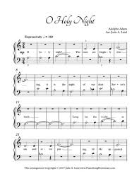 O holy night was written by placide cappeau in 1… O Holy Night Free Easy Piano Christmas Sheet Music With Lyrics