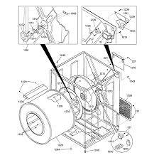 Ge model dbl333ea0ww residential dryer genuine parts