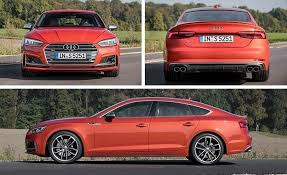 2018 audi s5 sportback. contemporary 2018 view 31 photos the s5 sportback  intended 2018 audi s5 sportback s