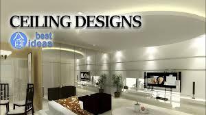 Modern Plaster Ceiling Design Ideas