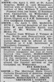 Marguerite Smith Obituary - Newspapers.com