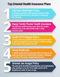 Oriental Insurance Company Renew Oriental Insurance Plans