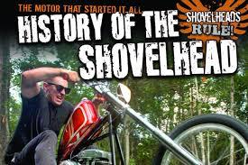 the history of the shovelhead the