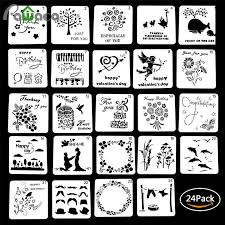 Printable Stencils For Kids 2019 Drawing Template Stencils Bullet Journal Stencils Diy Album