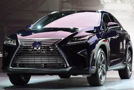 2016 Lexus RX 350 At The New York Auto Show - Photos Show:  Live From Floor Of 2015 Show NY Daily News