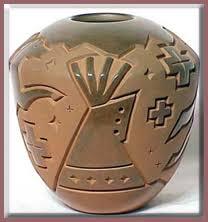Native American Art Navajo Pottery History Authentic Navajo Rugs