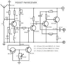 circuit zone com electronic projects electronic schematics diy small fm receiver
