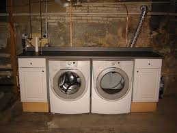 Simple Laundry Room Makeovers Ideas For Basement Laundry Rooms