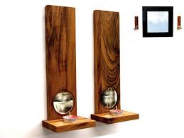 full size of wooden wall candle holders and wooden wall candle holders uk with cherry wood