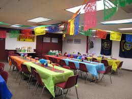 decorations for our office party fiesta de seis de o decorations for our office party