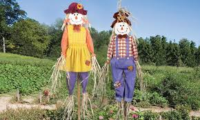Image result for two scarecrows