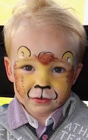 toddler lion face paint beautiful ideas
