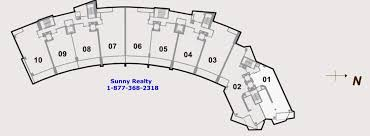 paramount bay master floor plan