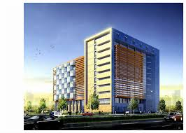modern office building. You Discovered Modern Office Building Plan Idea With 3d Design