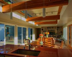 exposed ceiling lighting. For Exposed Beam Ceilings Ceiling Beams Ideas Homesfeed Faux Kitchenwooden Rhitalianlightdesigncom Lighting Living Room With