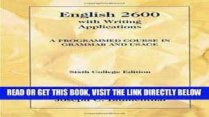 now the write stuff thinking through essays rd edition   now english 2600 writing applications a programmed course in grammar and usage college