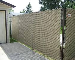 Chain Link Fence Slats Chain Link Fence Privacy Ideas Image Of Slats