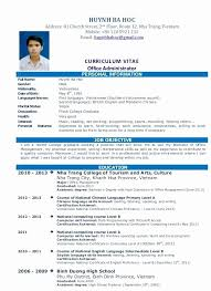 Very Simple Resume Simple Job Resume Examples Best Of Simple Resume Sample For
